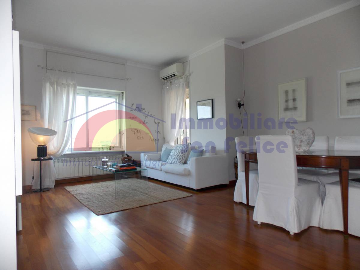 Attico luminoso con terrazzo san felice immobiliare san for Ufficio 415 bis milano